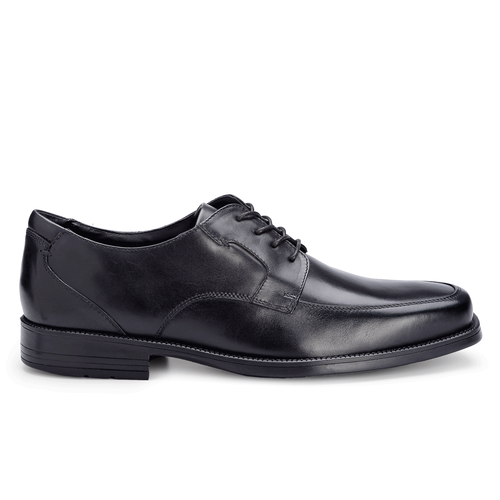 Ready For Business Moc Front Men's Dress Shoes in Black